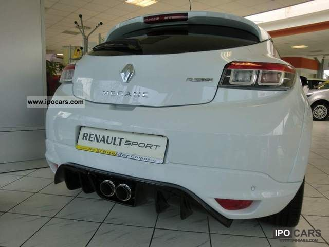 2012 Renault Megane Rs Trophy Car Photo And Specs