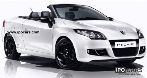 2012 renault megane coupe cabriolet monaco gp car photo and specs. Black Bedroom Furniture Sets. Home Design Ideas