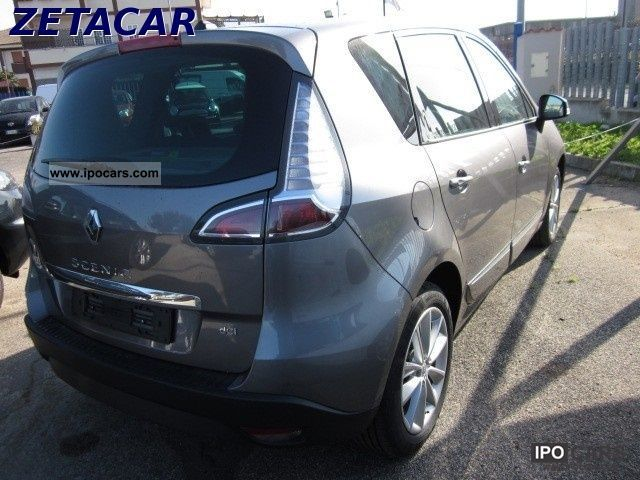 2011 renault scenic 1 6 dci 130cv xmod live nuove da immatric car photo and specs. Black Bedroom Furniture Sets. Home Design Ideas