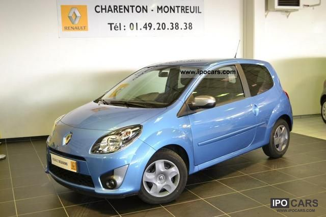 2011 renault twingo ii 1 2 lev 16v 75 eco2 night day car photo and specs. Black Bedroom Furniture Sets. Home Design Ideas