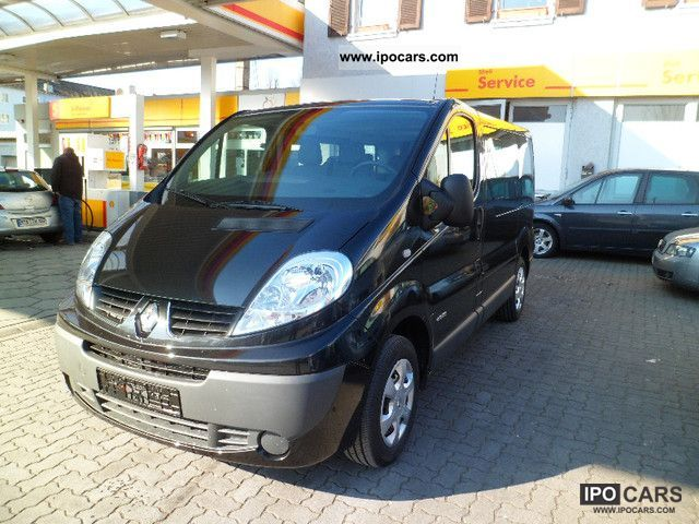 2012 Renault Trafic 2 0 Dci 115 Fap Expression Passenger