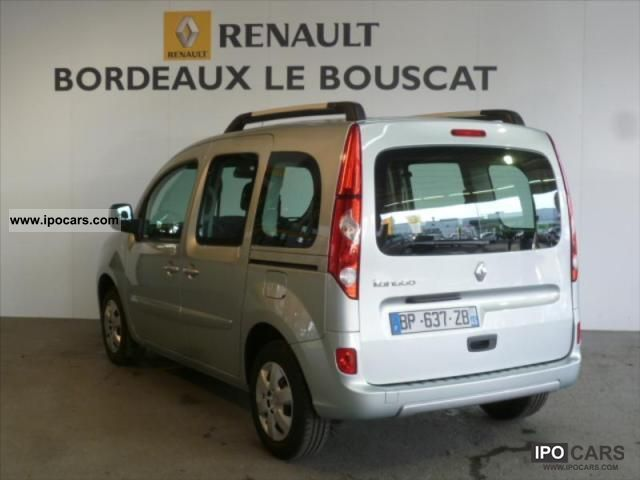 2011 renault kangoo 1 5 dci 90 expression eco2 5 car photo and specs. Black Bedroom Furniture Sets. Home Design Ideas