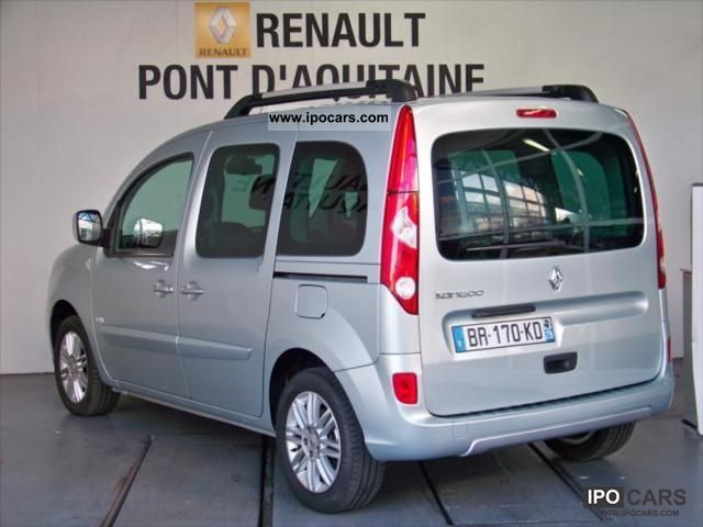 2011 renault kangoo 1 5 dci 90 fap eco2 sl tomtom edition car photo and specs. Black Bedroom Furniture Sets. Home Design Ideas