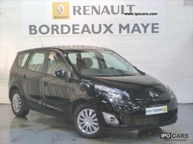 2011 renault grand scenic dci 130 expression 5 pl iii car photo and specs. Black Bedroom Furniture Sets. Home Design Ideas