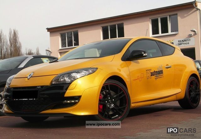 2012 Renault Megane Coupe Rs Trophy Car Photo And Specs