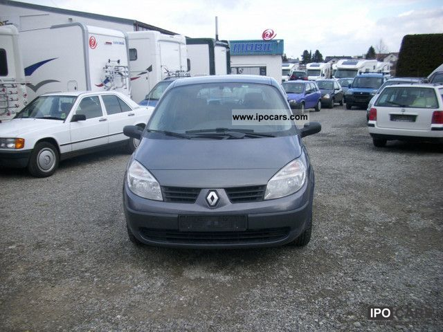 2006 renault scenic ii 1 5 dci related infomation specifications weili automotive network. Black Bedroom Furniture Sets. Home Design Ideas