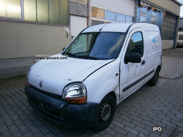 2000 renault kangoo 1 9 d hu au 11 2012 car photo and specs. Black Bedroom Furniture Sets. Home Design Ideas