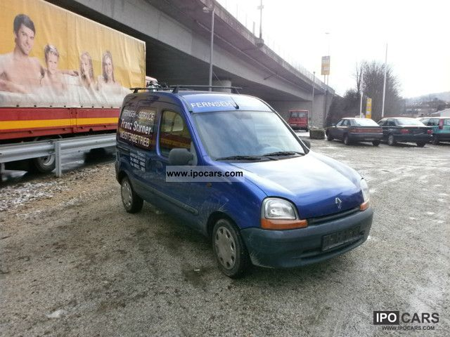 2000 renault kangoo 1 9 d rl car photo and specs. Black Bedroom Furniture Sets. Home Design Ideas