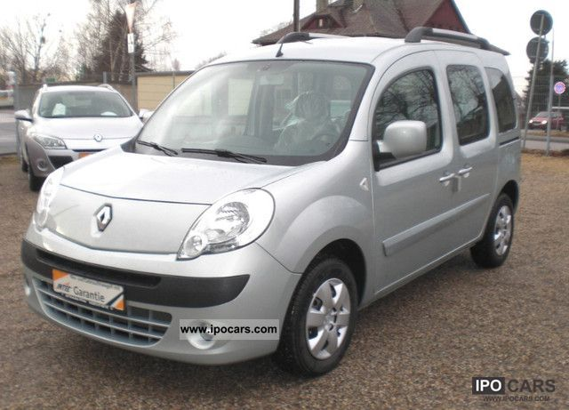 2011 renault kangoo dci 90 fap happy family car photo. Black Bedroom Furniture Sets. Home Design Ideas