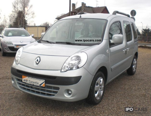 2011 renault kangoo dci 90 fap happy family car photo and specs. Black Bedroom Furniture Sets. Home Design Ideas