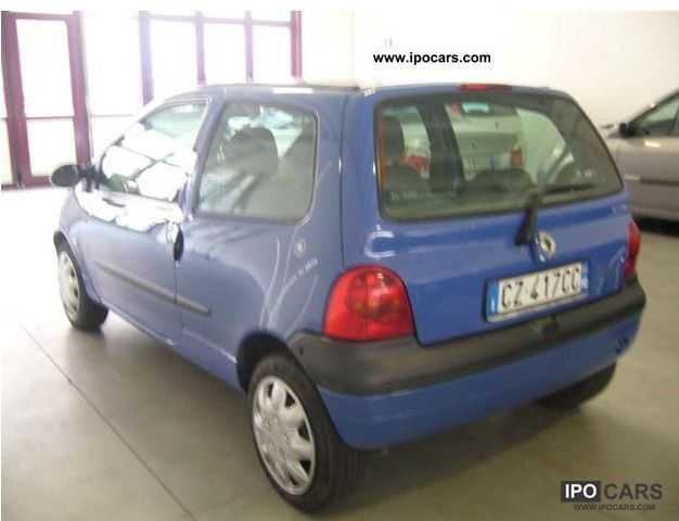 2006 renault twingo cat wave 2005 09u003e 2007 09 car photo and specs. Black Bedroom Furniture Sets. Home Design Ideas