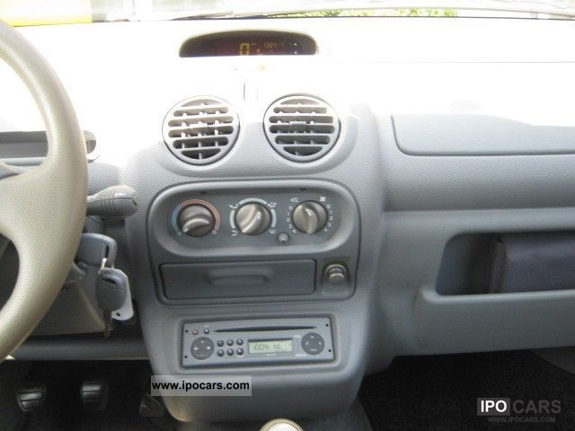 2006 renault twingo 1 2 16v initial car photo and specs. Black Bedroom Furniture Sets. Home Design Ideas