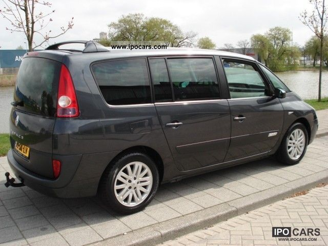 2006 renault grand espace iv 2 0 turbo related infomation. Black Bedroom Furniture Sets. Home Design Ideas