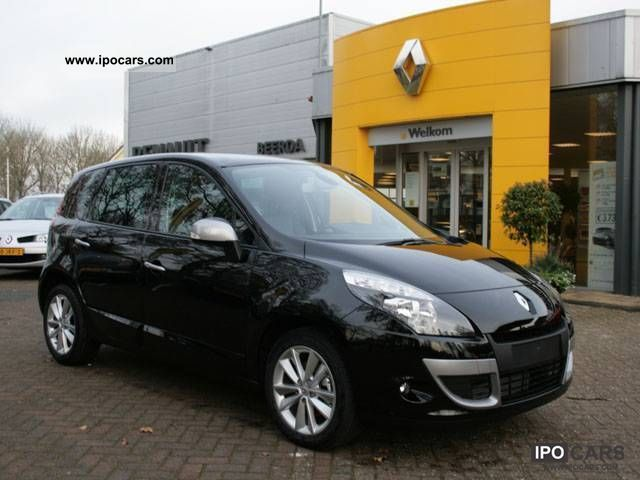 2012 renault scenic dci 130 parisienne car photo and specs. Black Bedroom Furniture Sets. Home Design Ideas