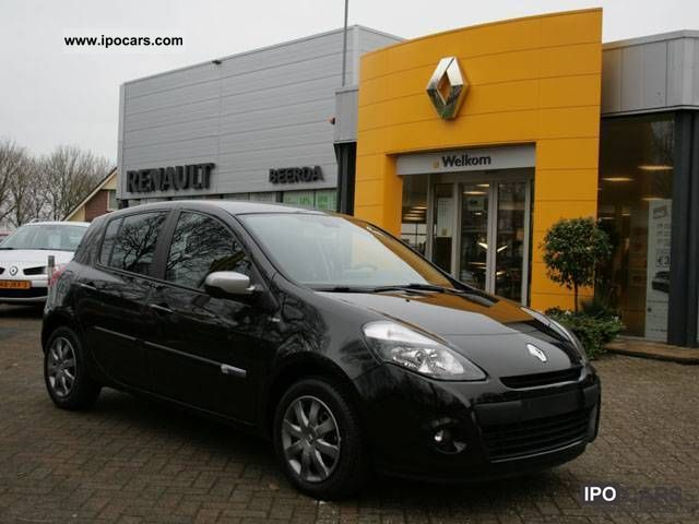 2012 renault clio 1 5 dci 85 eco2 5drs night and day car photo and specs. Black Bedroom Furniture Sets. Home Design Ideas