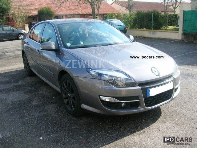 2011 renault laguna iii 2 0 dci 130 gt 4control 5 car photo and specs. Black Bedroom Furniture Sets. Home Design Ideas