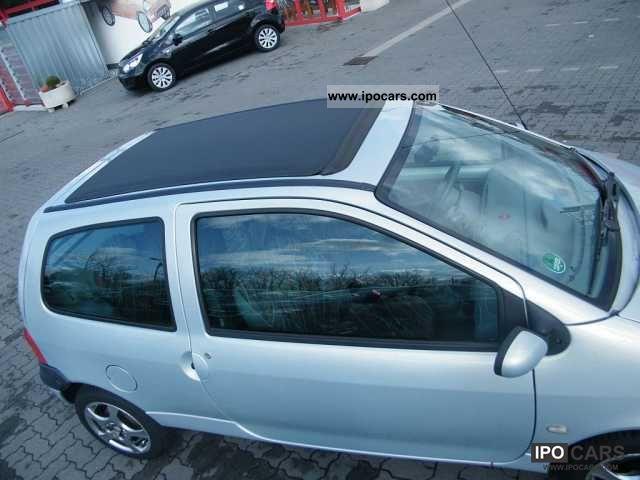 2002 Renault Twingo Convertible Top Servo Alloy Wheels 12 Exp Car