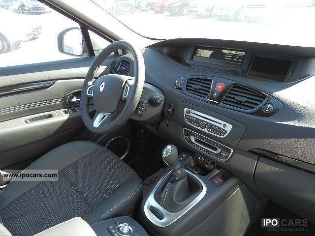2012 renault scenic iii 1 5 dci 110 fap exception car photo and specs. Black Bedroom Furniture Sets. Home Design Ideas