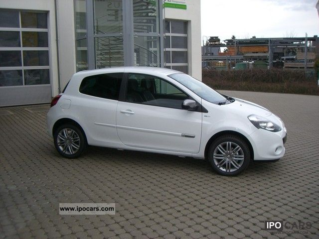 2012 renault clio dci 100 nightday car photo and specs. Black Bedroom Furniture Sets. Home Design Ideas