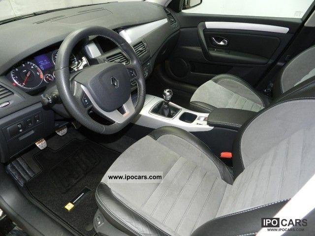 2009 Renault Laguna 20 Dci Gt Grand Tour Navigation Xenon Ki