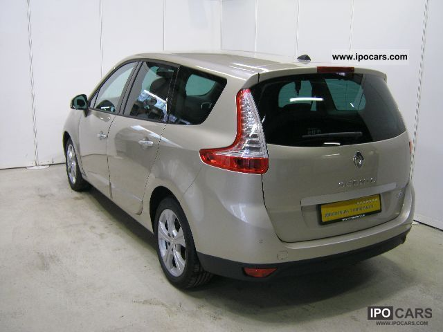 2011 renault grand scenic 1 5 dci 110 dynamique fap euro 5 va car photo and specs. Black Bedroom Furniture Sets. Home Design Ideas