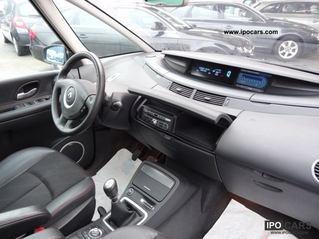 2009 renault espace iv 2 2 0 dci 150 pack gps to pa. Black Bedroom Furniture Sets. Home Design Ideas