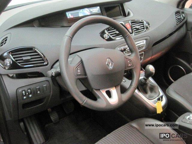 2011 renault scenic iii 1 5 dci 110 fap dynamique. Black Bedroom Furniture Sets. Home Design Ideas