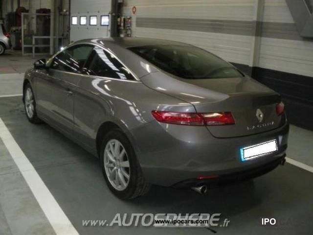2009 renault laguna coup 2 0 dci150 fap dynamique b. Black Bedroom Furniture Sets. Home Design Ideas