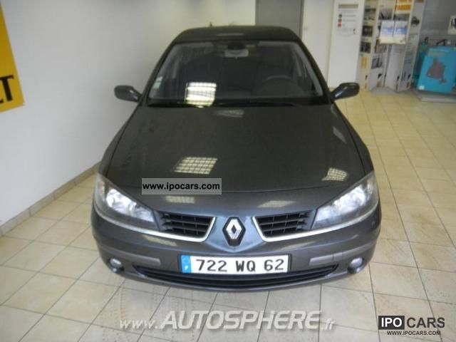 2005 renault phase2 laguna 1 6 16v expression confort car photo and specs. Black Bedroom Furniture Sets. Home Design Ideas