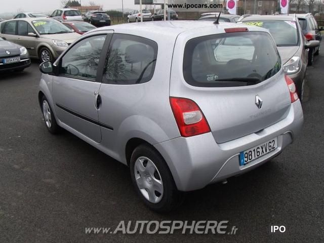 2007 renault twingo ii 1 5 dynamique dci65 car photo and specs. Black Bedroom Furniture Sets. Home Design Ideas