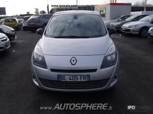 2011 renault grand scenic 1 9 dci130 fap euro 5 7 bose car photo and specs. Black Bedroom Furniture Sets. Home Design Ideas