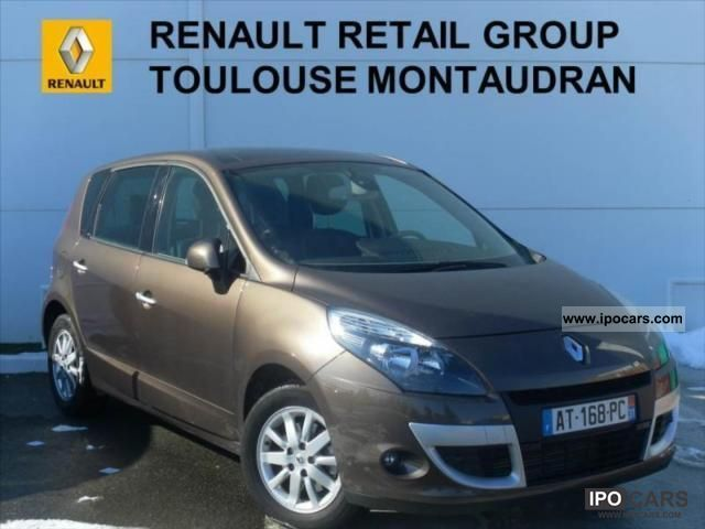2010 renault scenic dci 130 privilege iii car photo and specs. Black Bedroom Furniture Sets. Home Design Ideas