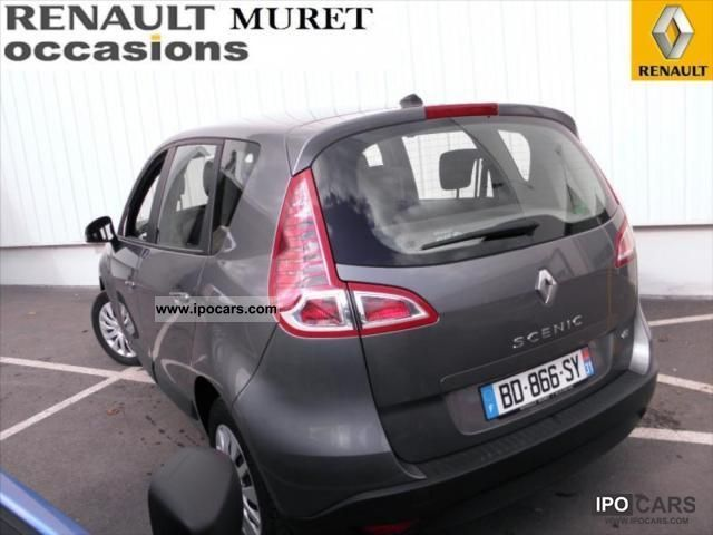 2010 renault scenic iii expression dci 110 fap euro 5 eco2. Black Bedroom Furniture Sets. Home Design Ideas