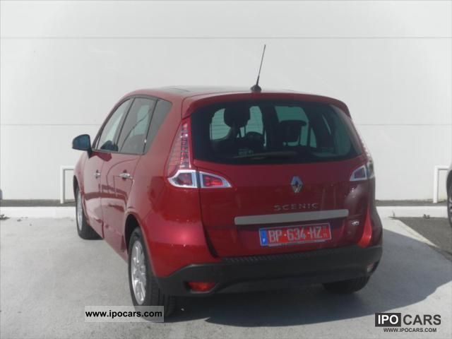 2011 renault scenic dci 130 jade iii car photo and specs. Black Bedroom Furniture Sets. Home Design Ideas