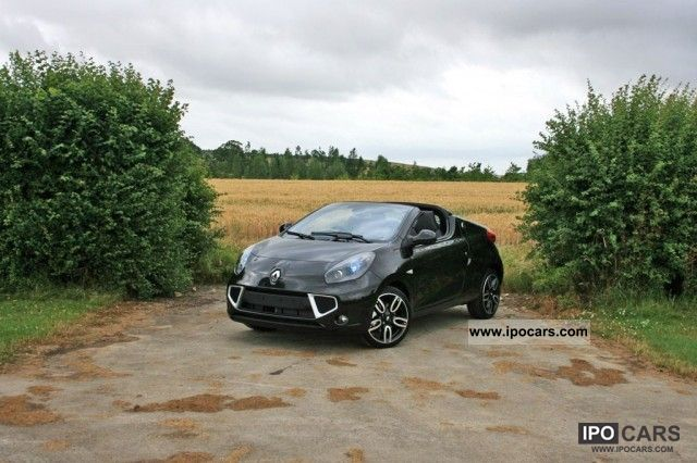 2011 Renault Wind Tce 100 Night And Day Car Photo And Specs