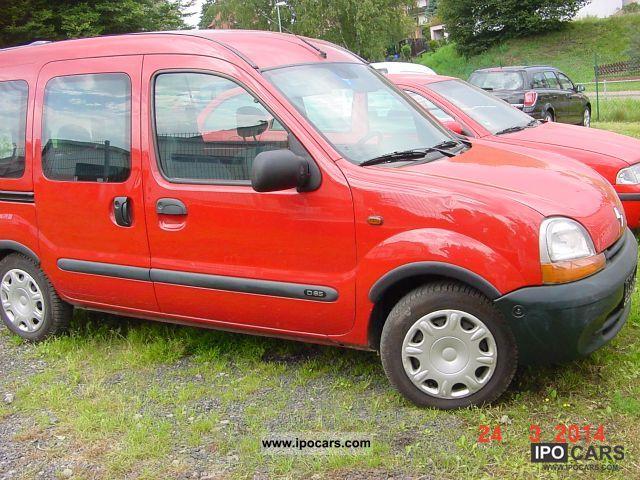 2000 renault kangoo 1 9 d car photo and specs. Black Bedroom Furniture Sets. Home Design Ideas