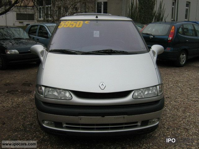 Renault  Espace The Race 2.0 2002 Race Cars photo