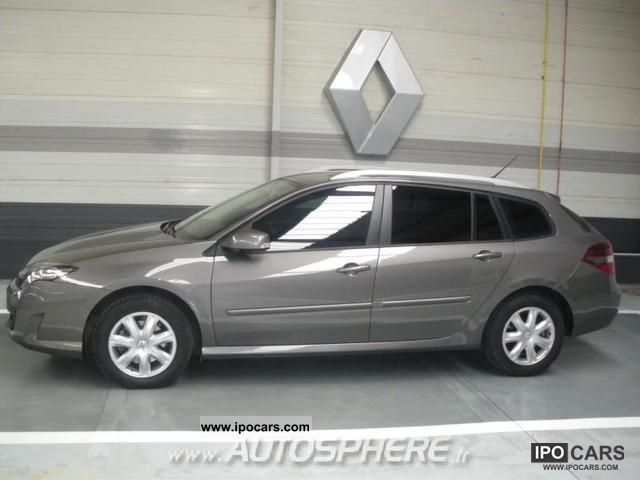 2009 renault laguna estate 2 0 dci130 black edition car photo and specs. Black Bedroom Furniture Sets. Home Design Ideas