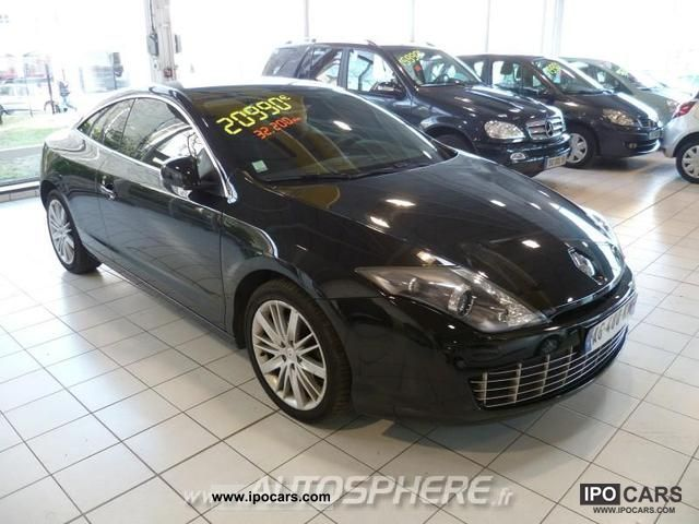 2009 renault laguna coup 2 0 dci180 fap gt car photo and specs. Black Bedroom Furniture Sets. Home Design Ideas