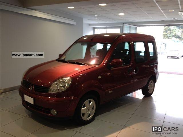 2007 Renault  Kangoo 1.6 16V 5p. Luxe Van / Minibus Used vehicle photo