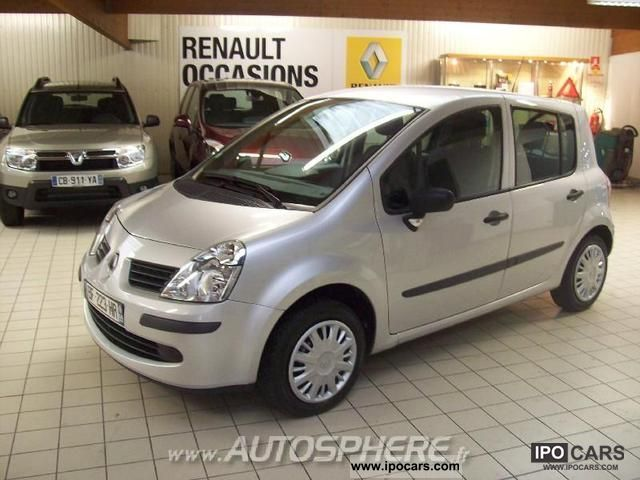 2007 Renault  Modus 1.2 16v Alize Van / Minibus Used vehicle photo