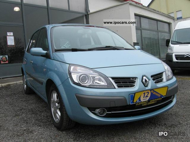 2009 renault scenic 1 9 dci 130 fap related infomation specifications weili automotive network. Black Bedroom Furniture Sets. Home Design Ideas
