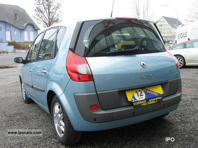2009 renault scenic 1 9 dci 130 fap jade car photo and specs. Black Bedroom Furniture Sets. Home Design Ideas
