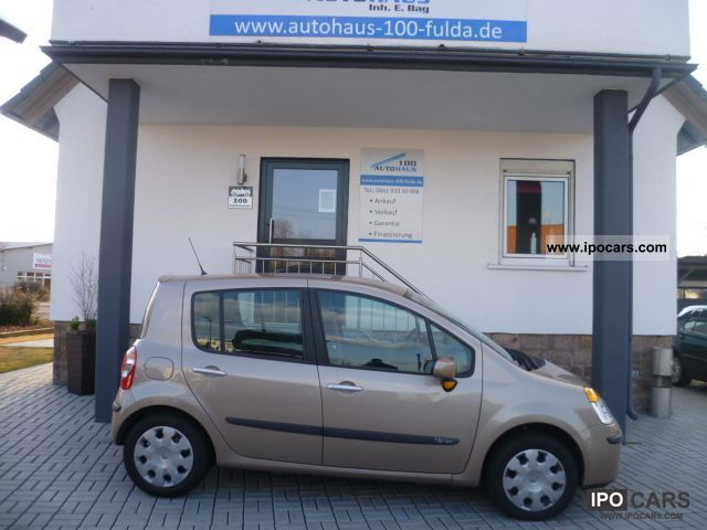 2006 Renault  1.6 16V Aut mode. Dynamique ° ° ° Air org.29000TKM Van / Minibus Used vehicle photo