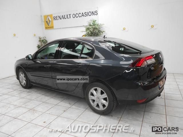 2009 renault laguna black edition 2 0 dci130 car photo and specs. Black Bedroom Furniture Sets. Home Design Ideas