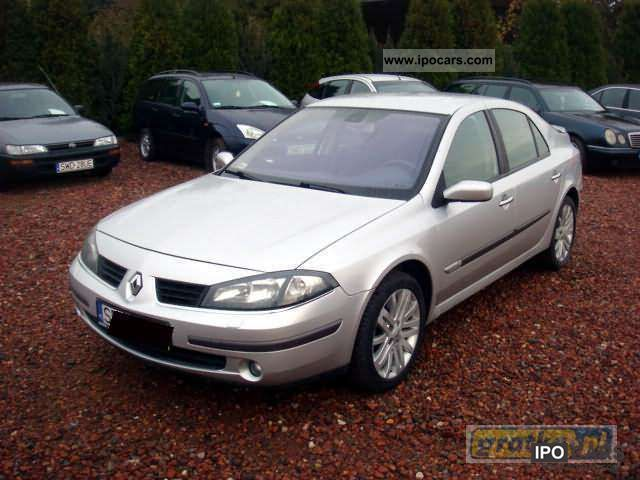 2005 Renault  Laguna Other Used vehicle photo