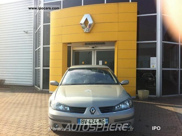 2007 Renault  FAP Laguna 1.9 dCi110 Carminat Limousine Used vehicle photo