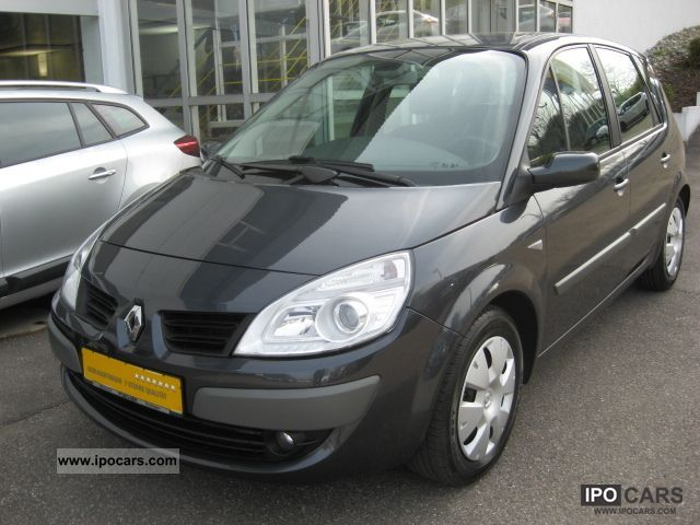 2006 renault scenic 1 9 dci aut avantage car photo and. Black Bedroom Furniture Sets. Home Design Ideas