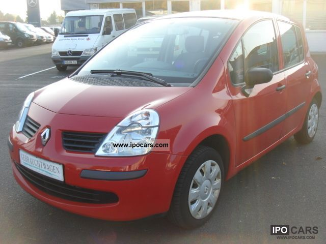 2007 Renault  Modus 1.2 16V AIR CONDITIONING / CD Van / Minibus Used vehicle photo