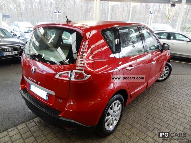 2010 renault scenic iii 1 9 dci 130 privilege car photo and specs. Black Bedroom Furniture Sets. Home Design Ideas